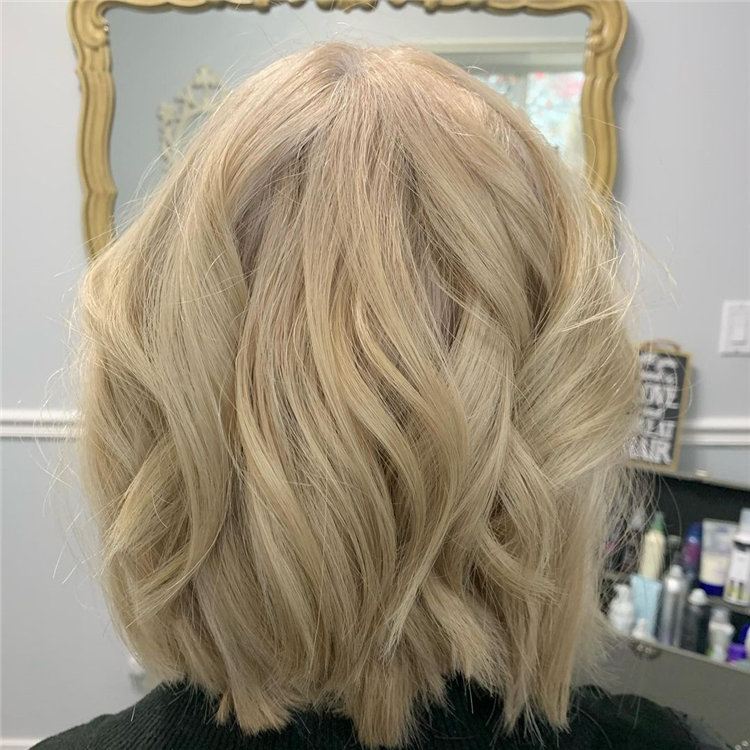 Cool Bob Haircut With Layers That You Must Try in 2021 55