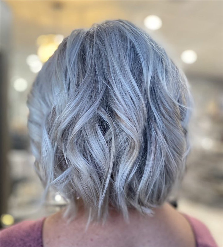 Icy Blonde Hair 1