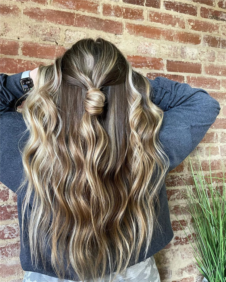 Long Hairstyles Waves