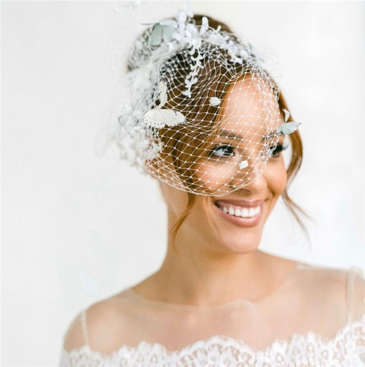Wedding Hairstyles with Veil to Look Gorgeous for 2021 14