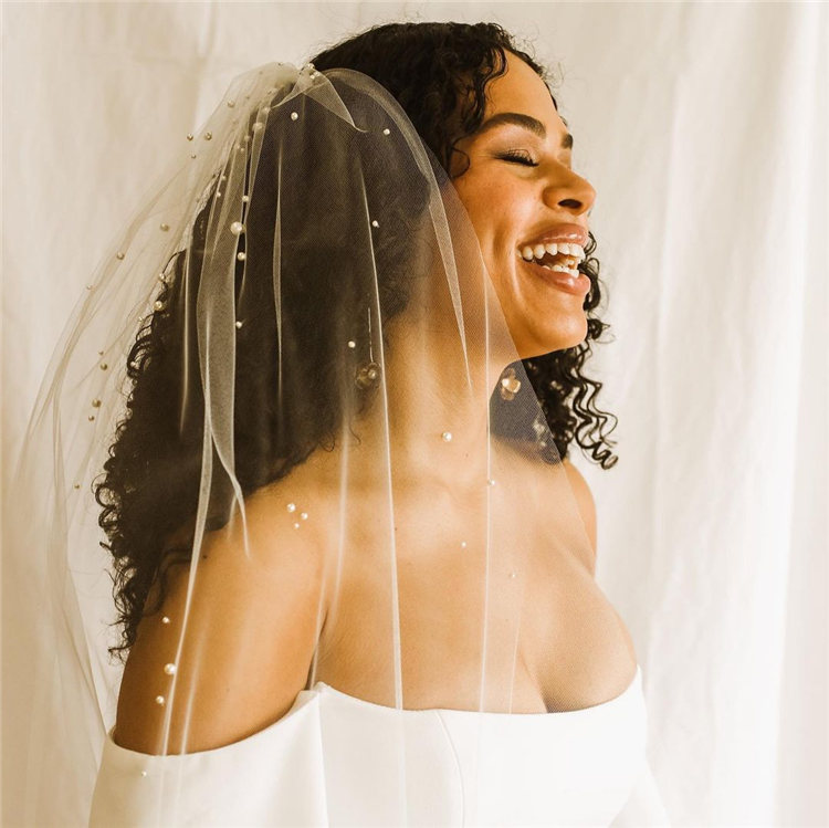 Wedding Hairstyles with Veil to Look Gorgeous for 2021 22