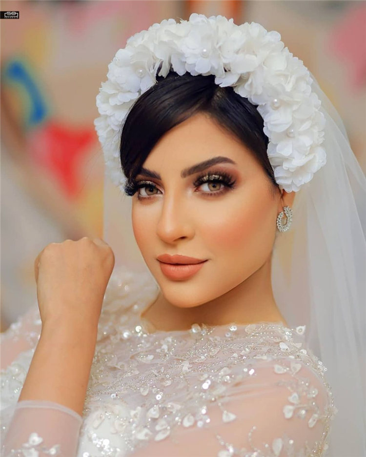 Wedding Hairstyles with Veil to Look Gorgeous for 2021 28