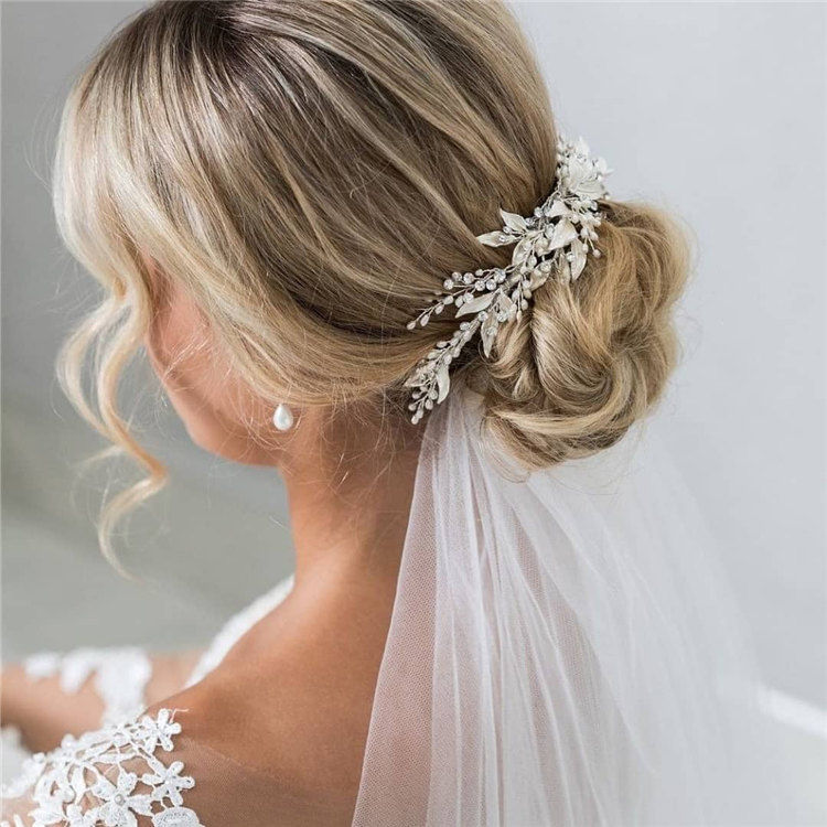 Bride Updo Hairstyle