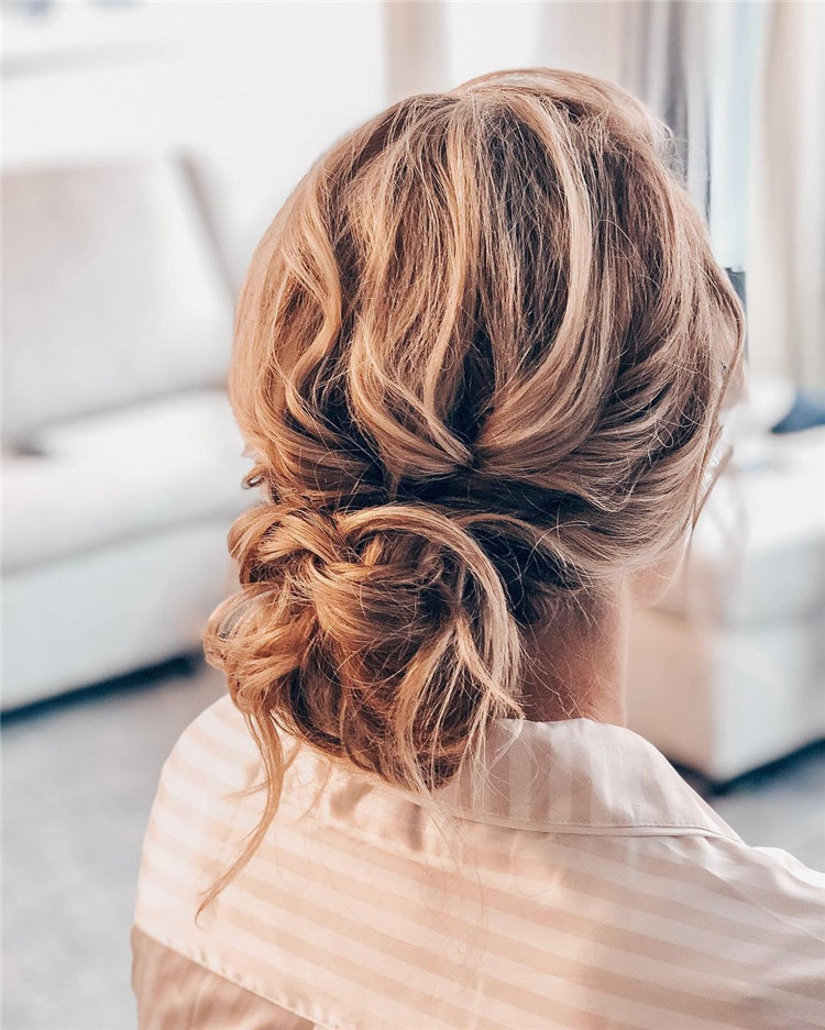 Effortless Updo Styles