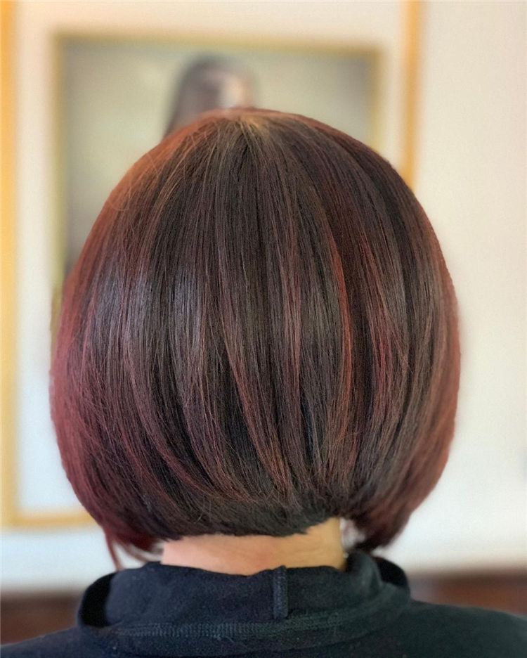 Perfect Bob Haircut