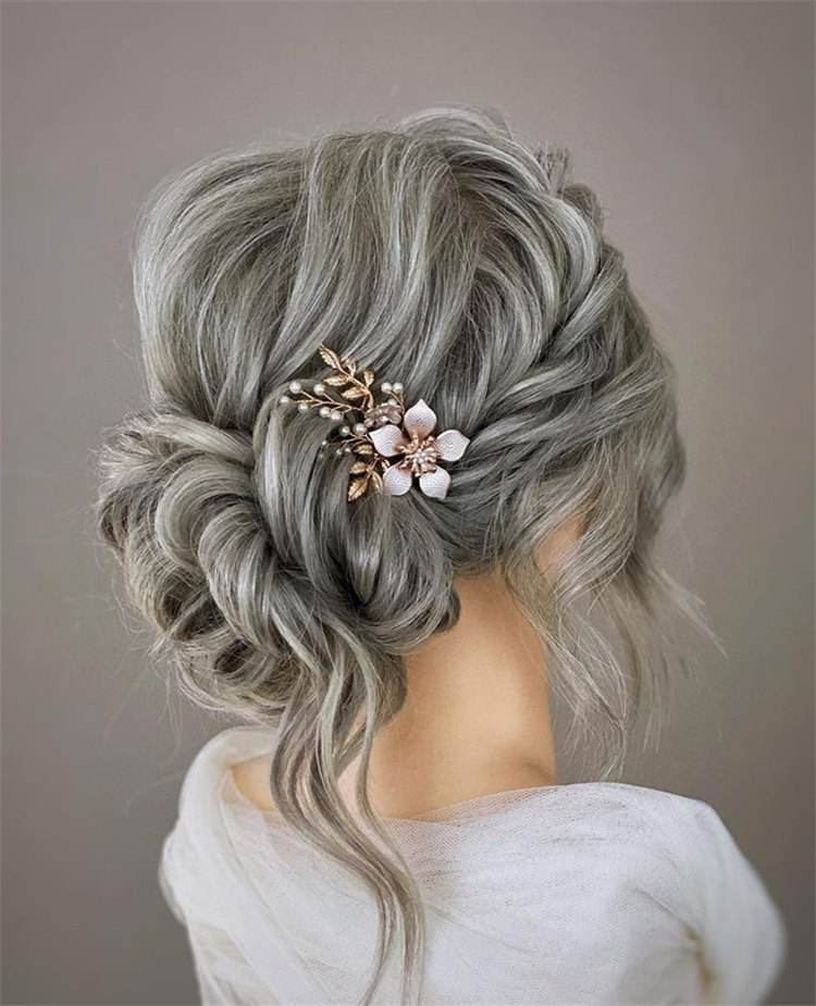 Romantic Boho Updo