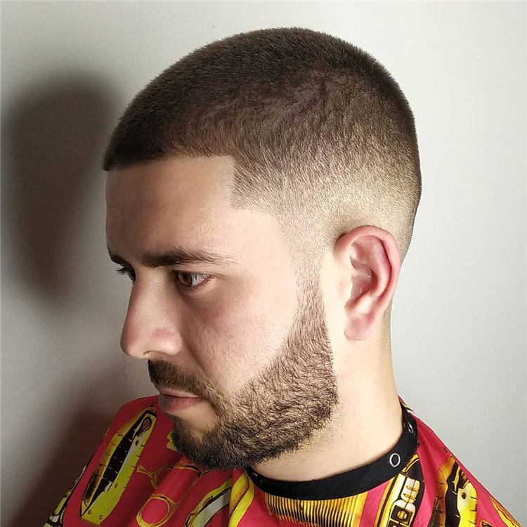 Sharp Fade Hair