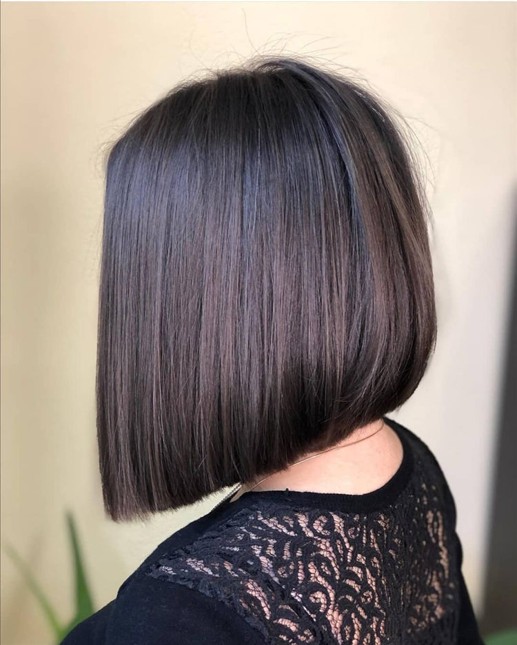 Shoulder Length Bob 1