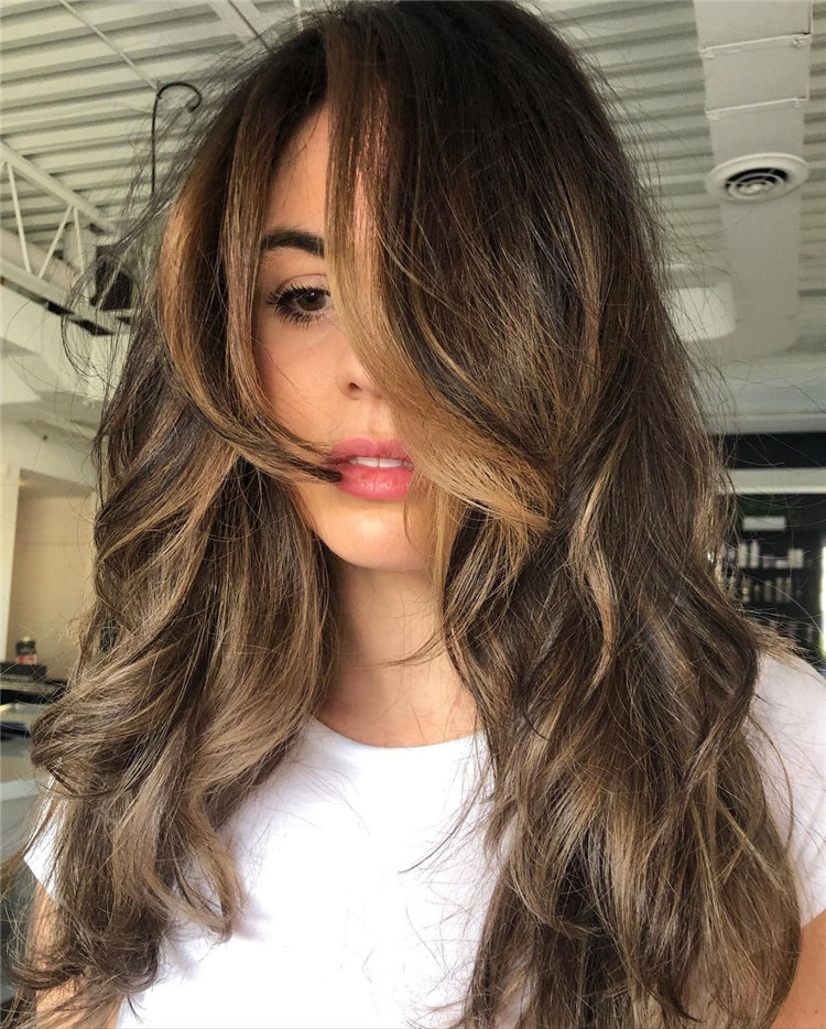 Side Part Layers
