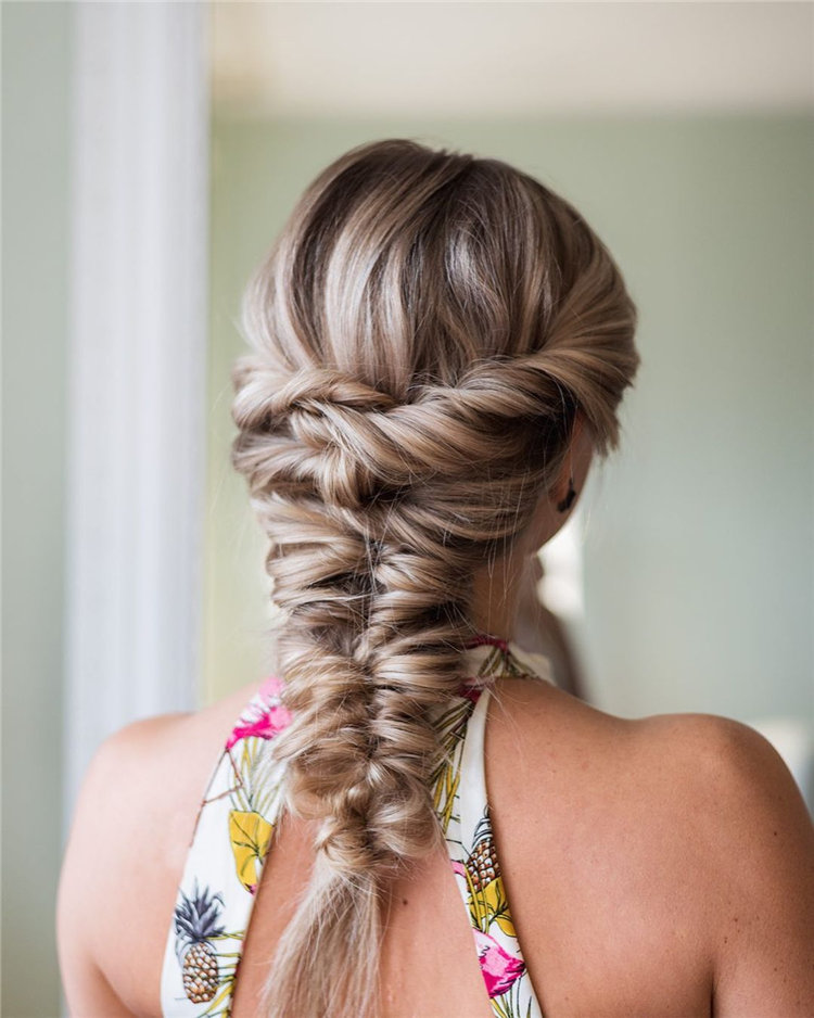 Spring Summer Hairstyle