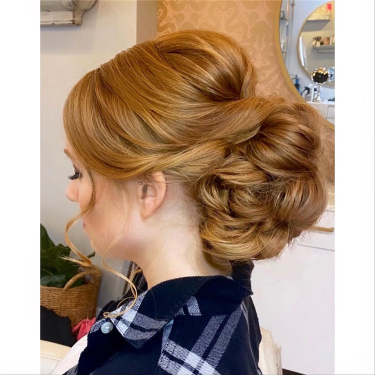 Updo Style 1