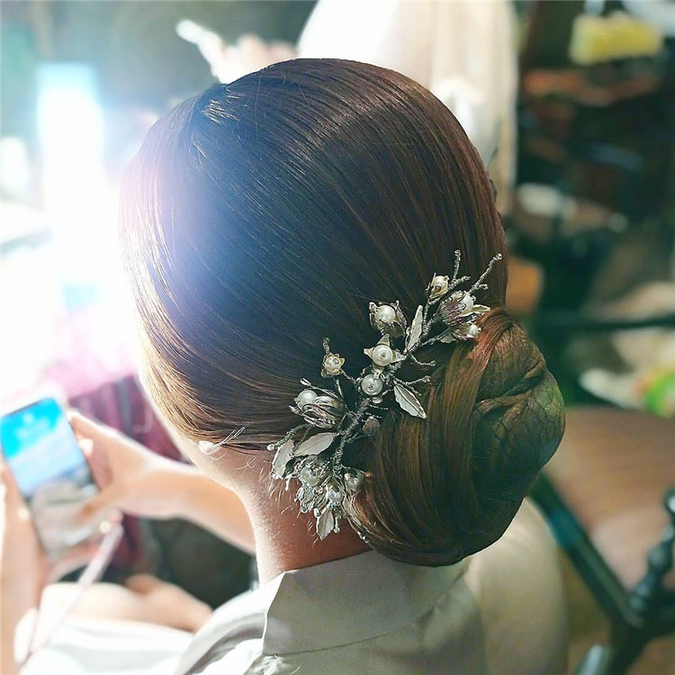 Updo Style 2021