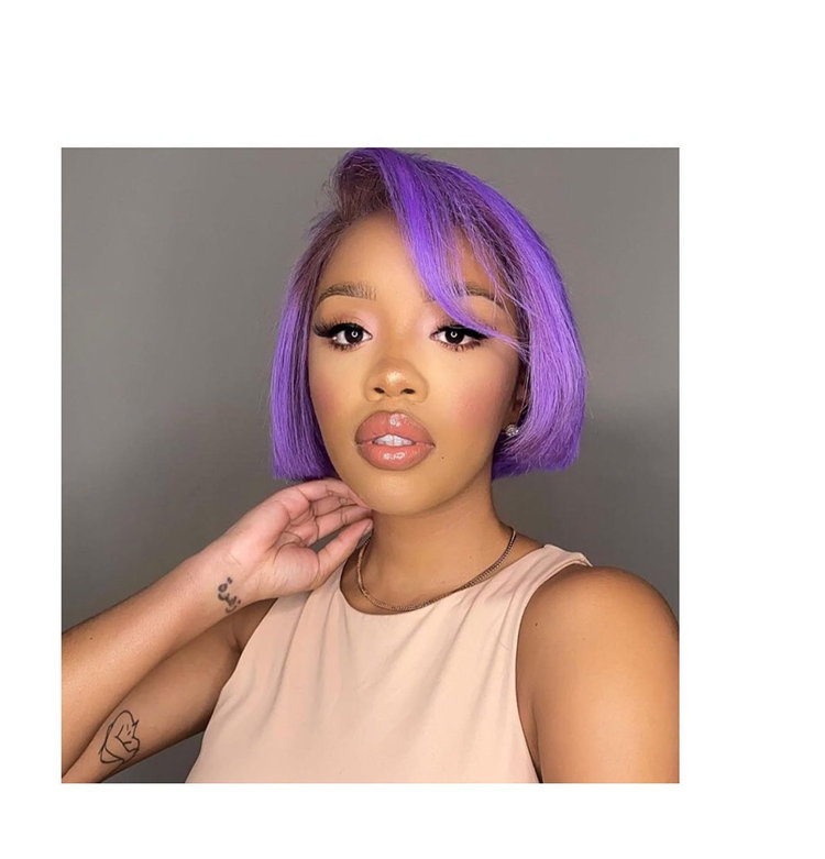 Gorgeous Side Part Bob with Winning Looks 14