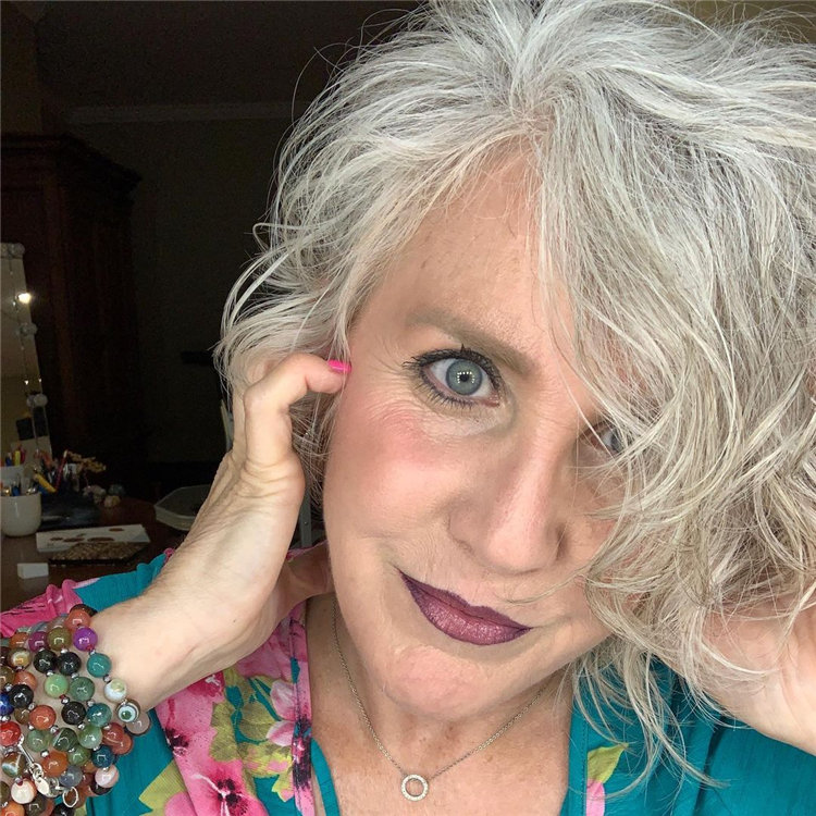 Natural Curl Over 50
