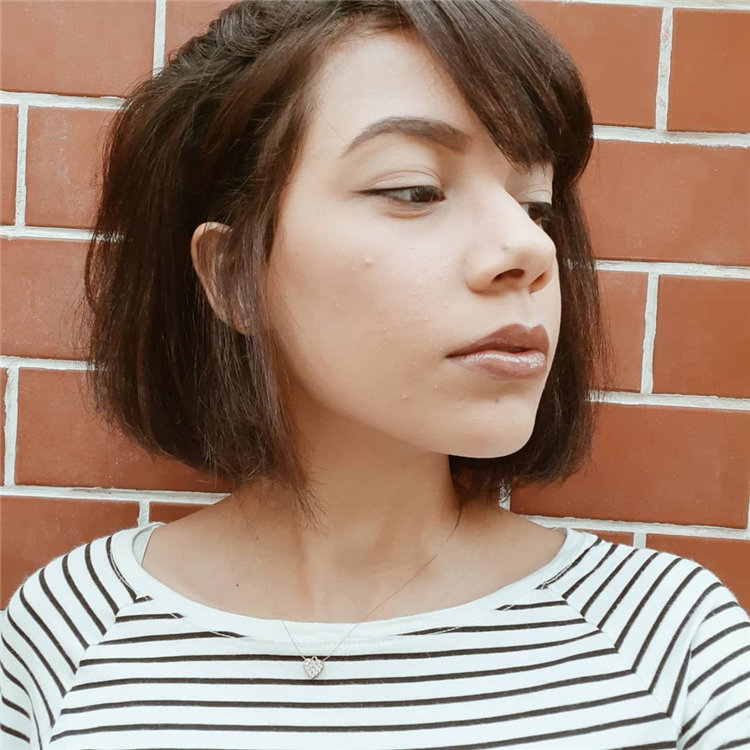 Short Hairstyle 2021 1