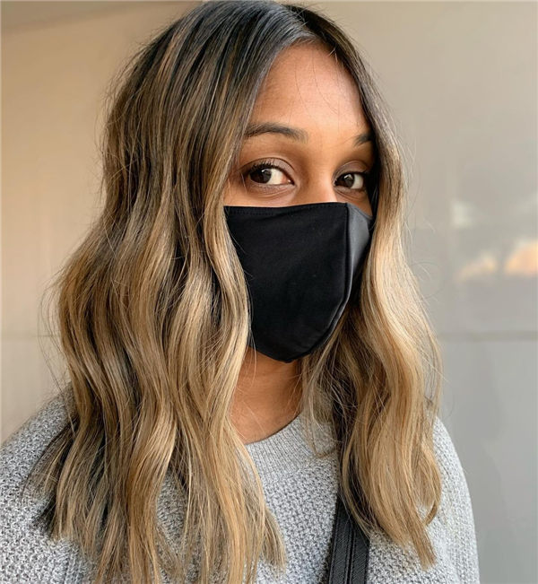 Fall Hairstyles Ombre Highlights